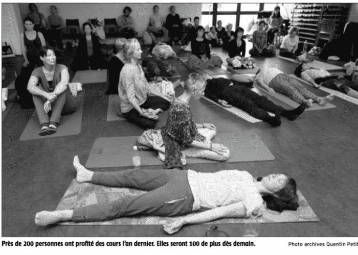 festival yoga om shanti article charent libre 9 mai 2018 - img - 1