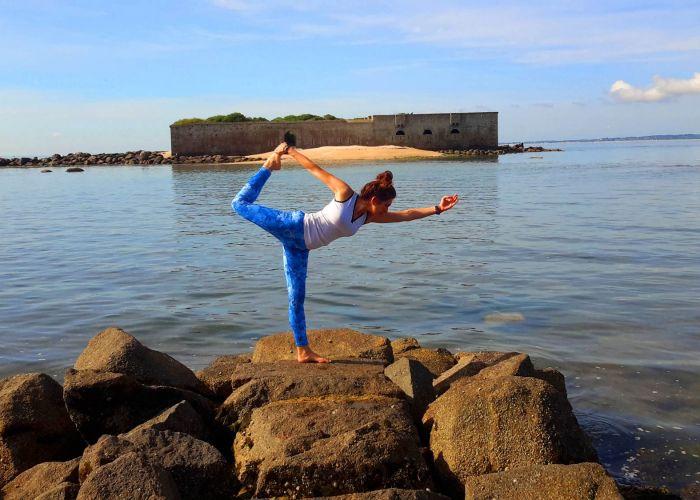 stage yin yoga Mornac - 1