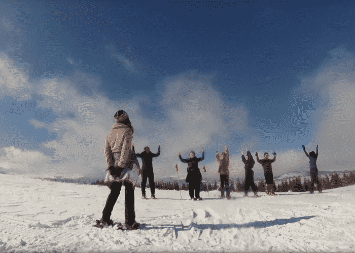 stage yoga Cantal février 2016 - 1