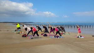 stage yoga île d'Oléron juin 2016 - 5