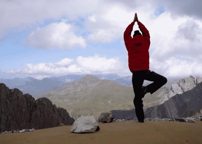 stage yoga trekking Gavarnie Pyrénées septembre 2015 - 1