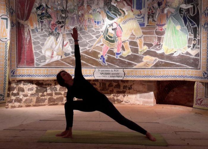 yoga Angouleme Charente hatha yoga - 1