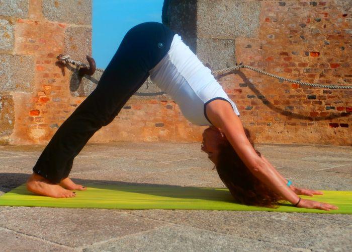 yoga Angoulême Charente Salutation au Soleil photo - 17