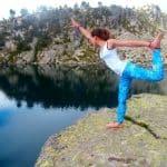 yoga Angoulême posture natarajasana - 1