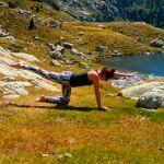 yoga Angoulême posture oie hamsasana - 1
