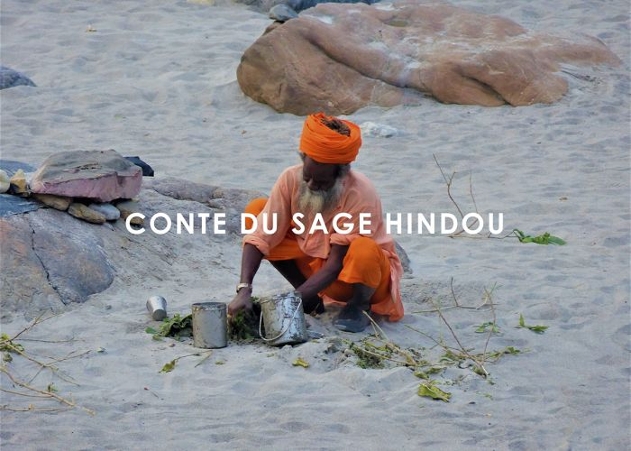 Conte du sage hindou