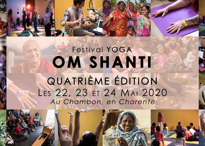 Festival Yoga OM Shanti