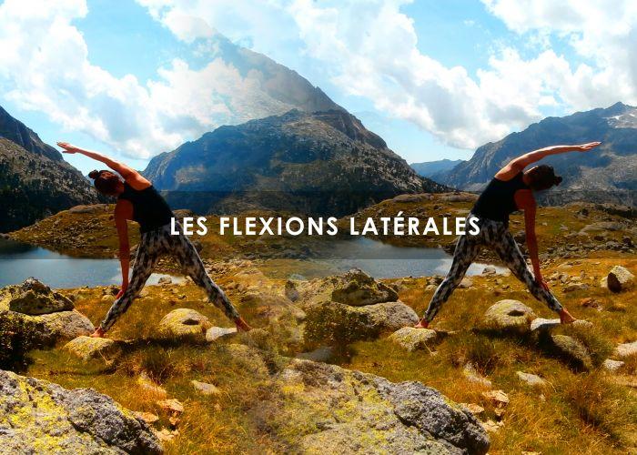 Les postures de flexions latérales